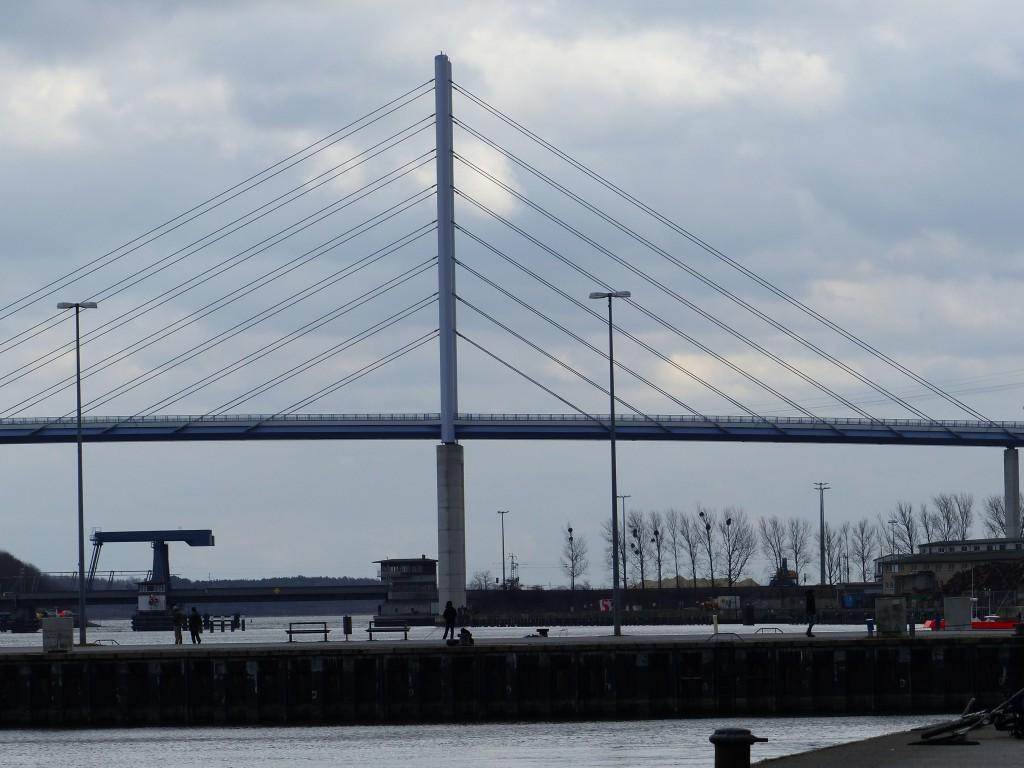 alte und neue Rügenbrücke