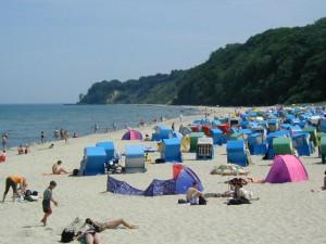 Sommer - Urlaub am Göhrener Nordstrand