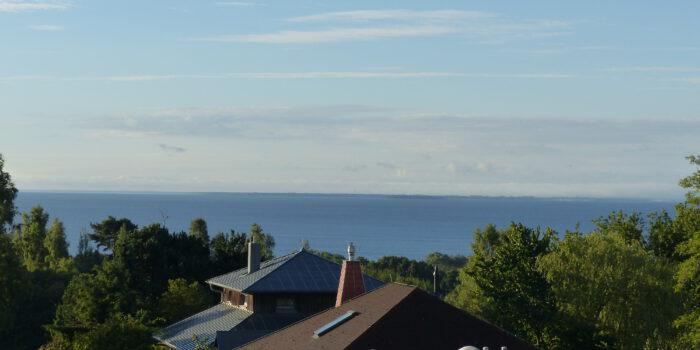 Haus Nordlicht - Ausblick auf die Ostsee