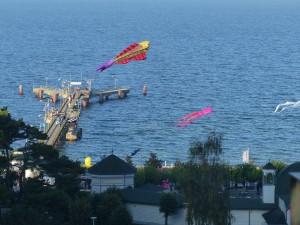 Drachenfest 2015 im Ostseebad Göhren