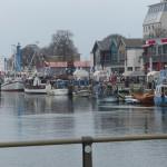 Im Fischereihafen Warnemünde