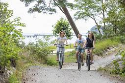 Radtour auf Mönchgut