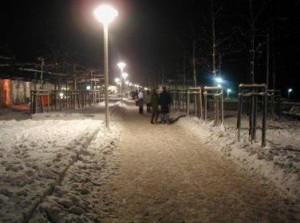 Winterpromenade