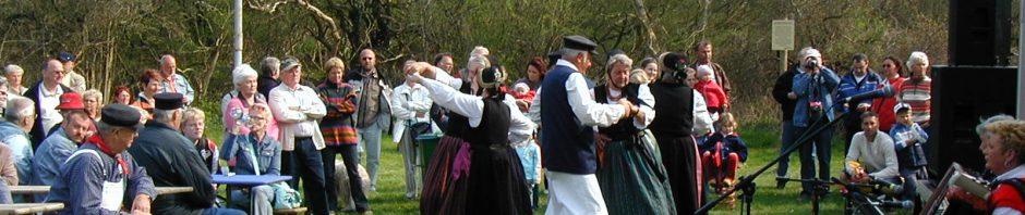 "Heringsfest am Museumsschiff ""Luiese"""