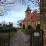 Kirchhof Middelhagen auf Mönchgut